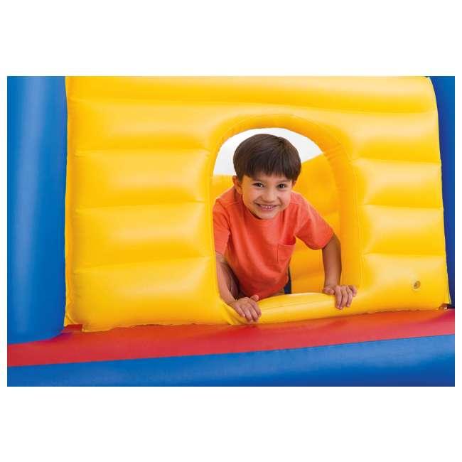 48259EP-U-A INTEX Inflatable Jump-O-Lene Ball Pit Castle Bouncer  (Open Box) (2 Pack) 4