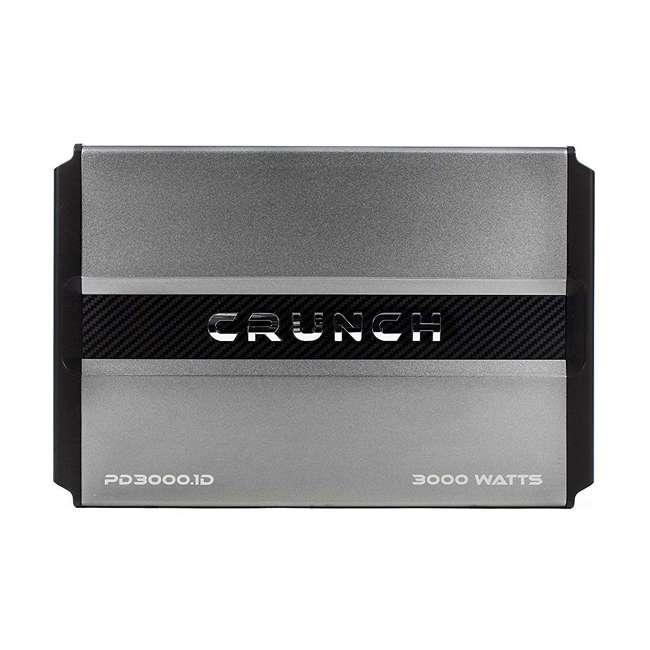 4 x PD3000.1 Crunch Power Drive PD3000.1 3000W Monoblock Class D Amplifier (4 Pack) 2