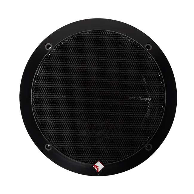 P1675-S + P1692 2) Rockford Fosgate P1675-S 6.75-Inch 120W Components + 2) 6x9-Inch 150W 2-Way Speakers (Package) 8
