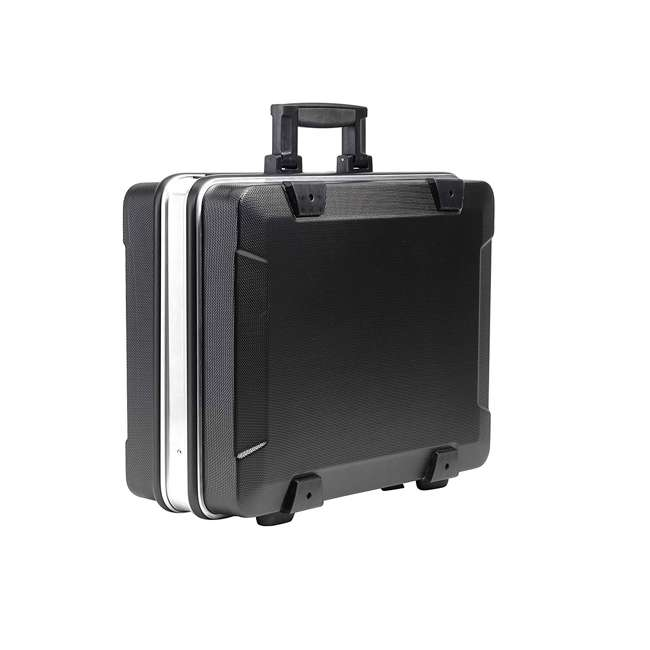 120.04/P B&W International GO Portable Wheeled Rolling Tool Case Box with Pocket Boards 4