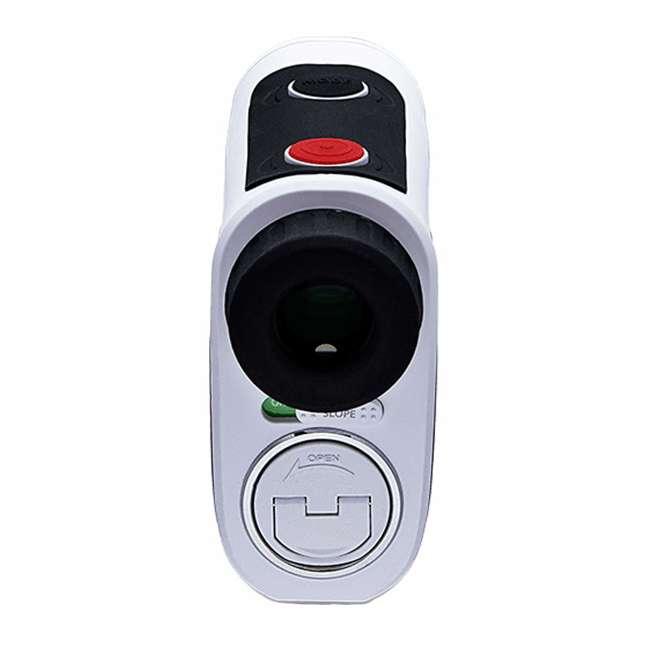 AIM-L10V + GB-BATTPACK-RG-2 GolfBuddy Aim L10V Golf Distance Talking Rangefinder + USB Charging Power Pack 5