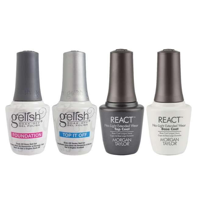 1120053 Gelish DYNAMIC DUO and Morgan Taylor Forever Fabulous, 4 Pack 8