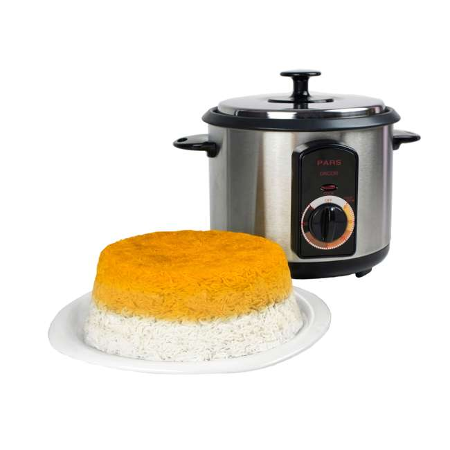 DRC230 Pars Persian 7-Cup Rice Cooker 5