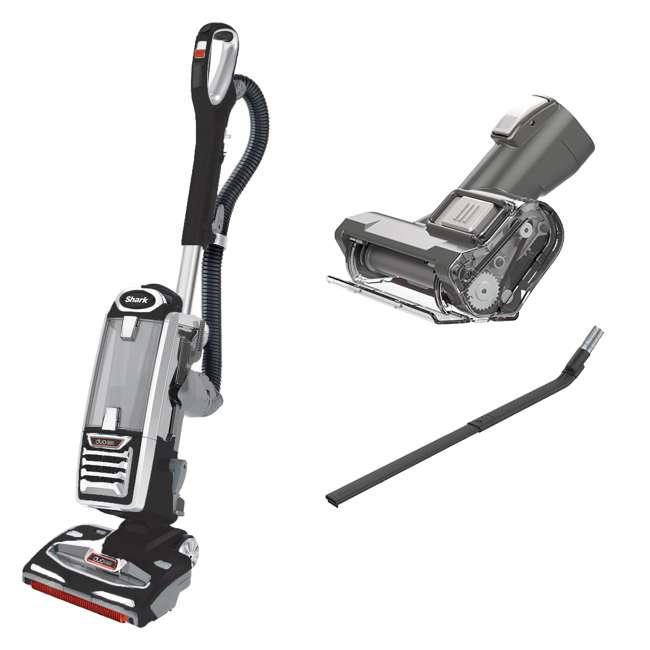 NV800BKREF-RB + XMBRUSH800 + 230FLIN800 Shark Vacuum with Brush & Wand (Certified Refurbished) 9