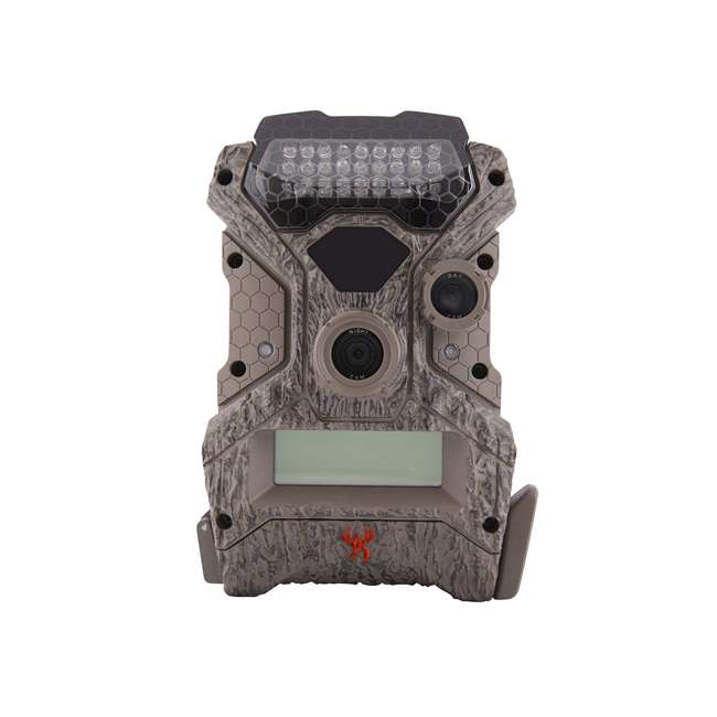 WGICM0558 Wildgame Innovations Mirage No Glow 18 MP Hunting Trail Game Camera (2 Pack) 1