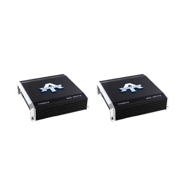 TA1250.2 Autotek 2 Channel Stereo Class A/B Power Amp (2 Pack)