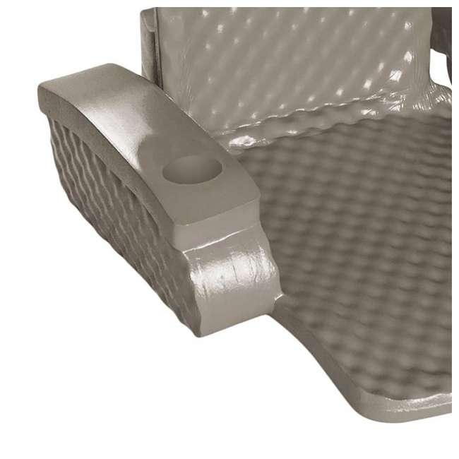 6 x 6370118-U-A TRC Recreation Soft Pool Folding Chair Foam Lounge Float (Open Box) (6 Pack) 4