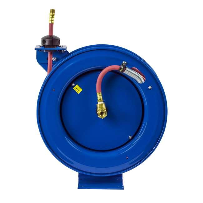 P-LP-350 Coxreels P Series Low Pressure Retractable Air and Water Hose Reel 2