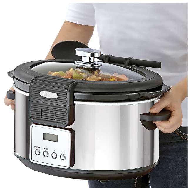 MDTD50A_EGB-RB BELLA 5-Quart Multi Pressure Cooker Programmable 10-In-1 (Certified Refurbished) 1