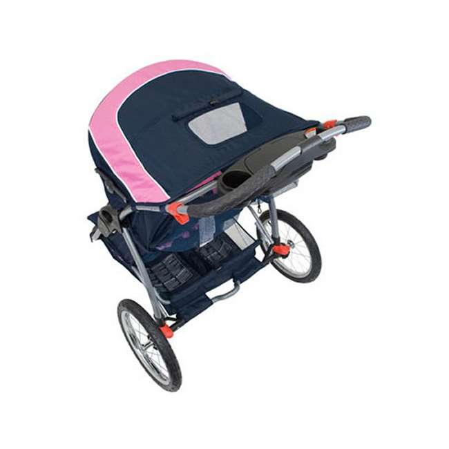 Baby Trend Expedition Swivel Double Jogging Stroller