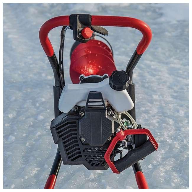 ESK-F1R08-OB Eskimo F1 Rocket 8-Inch 33cc Gas Engine Ice Fishing Drill Auger (Open Box) 2