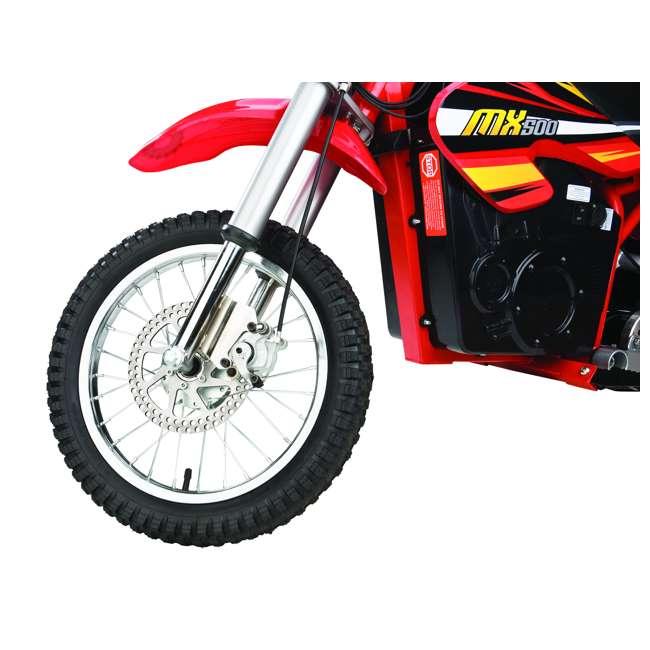 15128190  Razor MX500 Kids Dirt Rocket Electric Bike Motorcycle 3