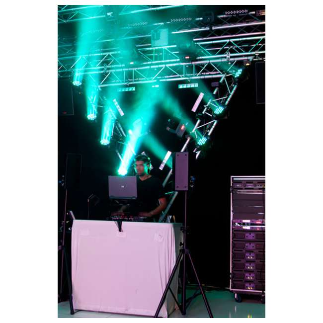 INNO-COLRBEAM-LED Inno Color Beam LED - AMERICAN DJ RGB DMX Moving Head Light 2