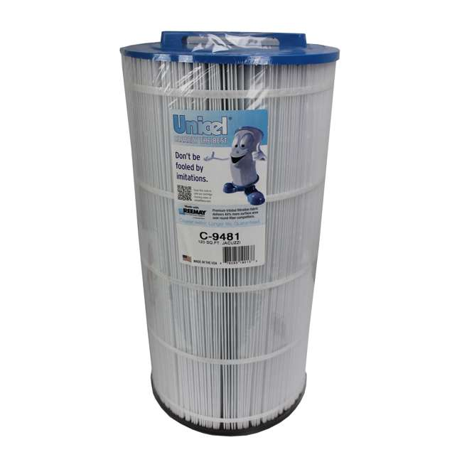 C9481 Unicel 120 Sq Ft Jacuzzi Filter Cartridge | C-9481