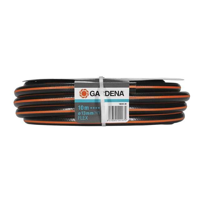 18030-20 Gardena 1/2 Inch Diameter 33 Foot Comfort Flex Garden Hose 2
