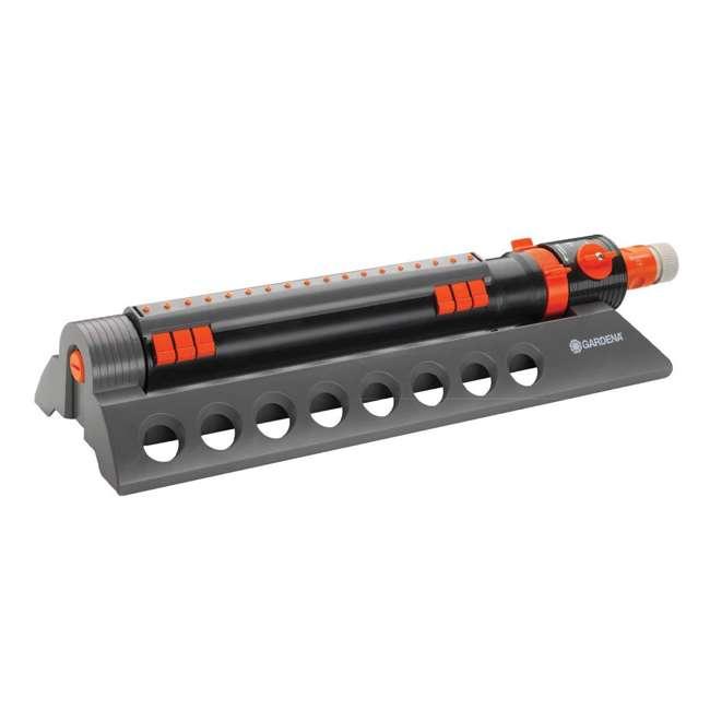 GARD-34200 Gardena 34200 Comfort AquaZoom Oscillating Sprinkler