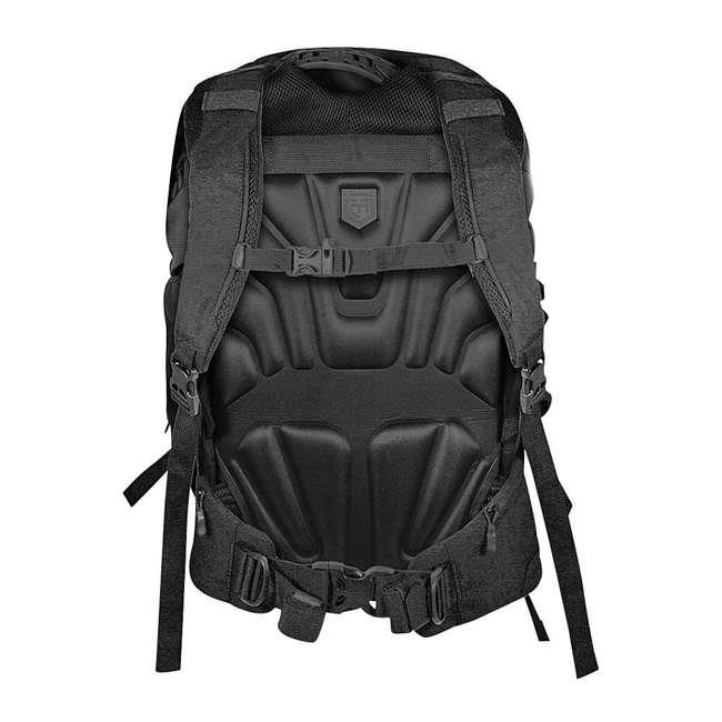 CPG-BP-MRB-L-B Cannae Pro Gear 55 Liter Marius Ruck Sack Backpack, Black 2
