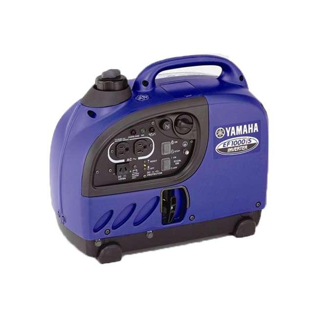 EF1000iS Yamaha EF2400iSHC 1000-Watt Portable Inverter, Blue   1