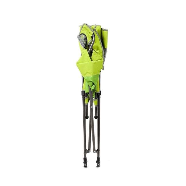 4 x MAC-C109S-106 Mac Sports Lusaka Folding Outdoor Camping Chair (4 Pack) 4