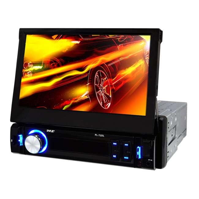 PL75DL Pyle PL75DL 7-Inch Lcd TouchScreen Usb/sd Aux Receiver 1