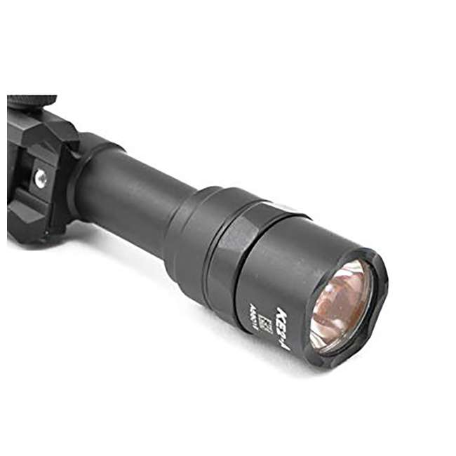 M600U-Z68-BK SureFire M600 High 1000 Lumen Output LED Scout Tactical Weapon Flashlight, Black 7