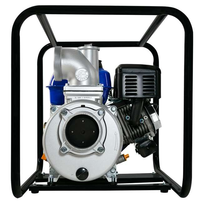 XP904WP DuroMax 9 HP 427 GPM 3,600 RPM 4-Inch Portable Water Pump (2 Pack) 7