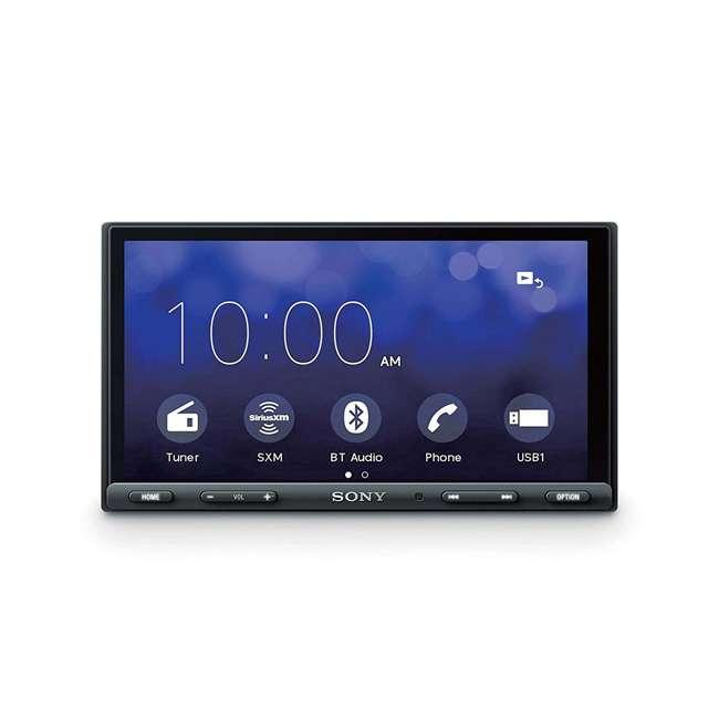 XAV-AX5000-OB Sony CarPlay/Android Auto Media Receiver with BlueTooth(Open Box)