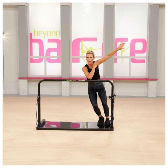 BBARRE Beyond Barre Sport Home Workout System 3