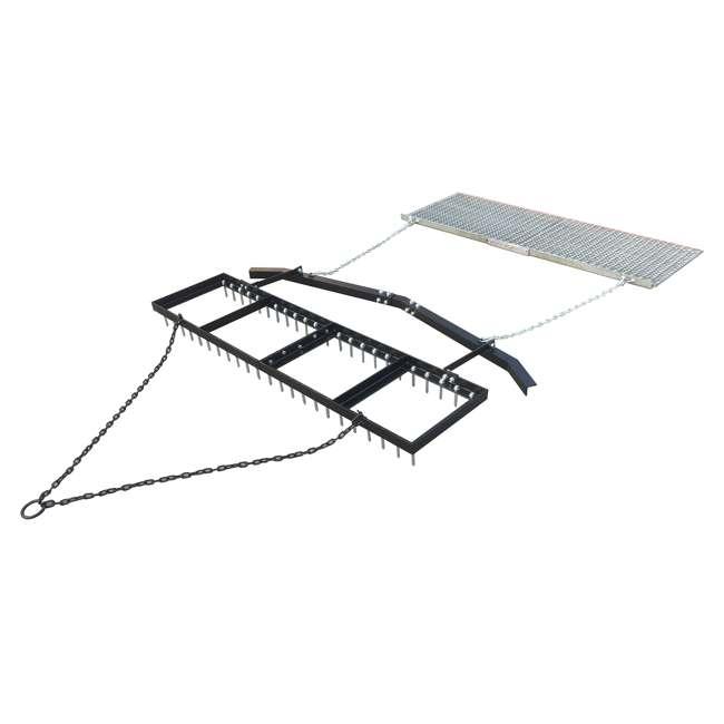 YARD-YTF-618SDLBDM-U-C Yard Tuff 6' Spike Drag, Surface Leveling Bar, Drag Mat for ATV/UTVs (For Parts) 3