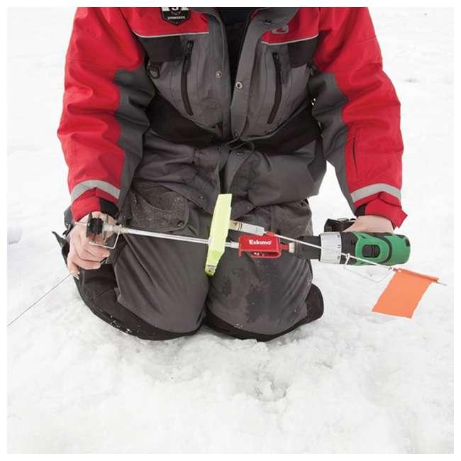 ESK-18734 Eskimo 18734 Steel Ice Anchor Drill Adapter 3