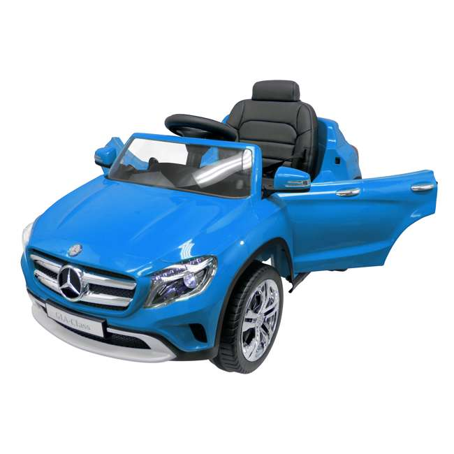 Best Ride On Cars Mercedes GLA 12V Ride On, Blue
