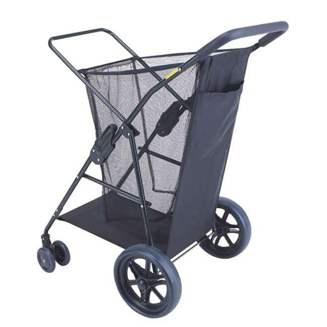 A-2000028003-G + RIOWWC5-4670 Coleman Back Home 12x10 Foot Screen House & Utility Cart 3