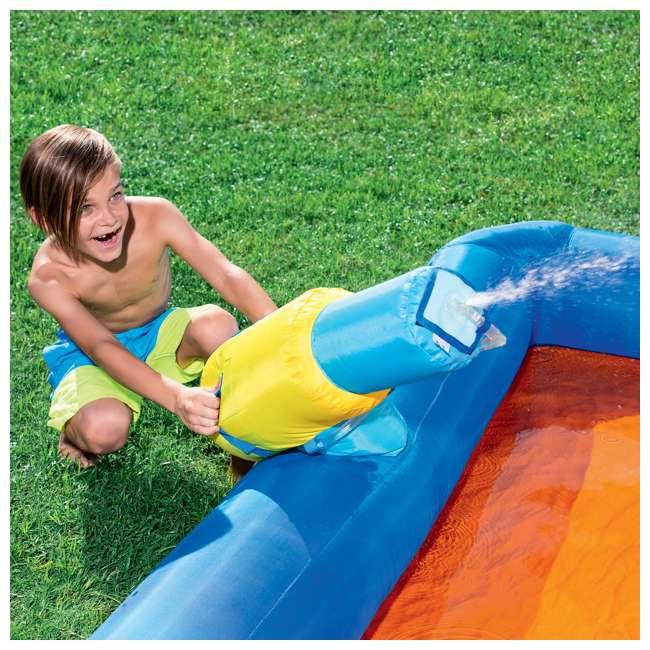 53319E-BW Bestway H2OGO! Hydrostorm Splash Mega Inflatable Water Park 6