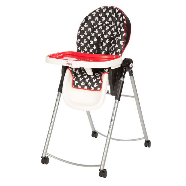 HC230CLV Mickey Mouse AdjusTable High Chair with 6 Heights 2