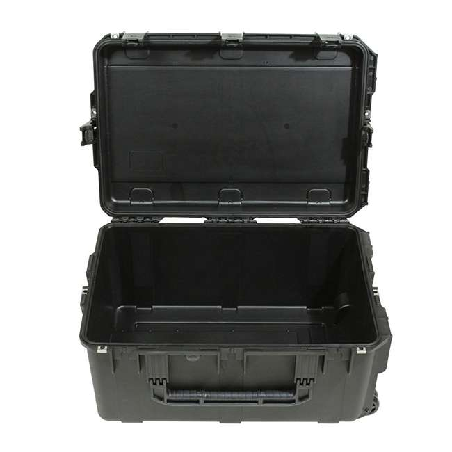 3i-2617-12BE SKB Cases Mil-Std Waterproof Utility Electronics Case (2 Pack) 3