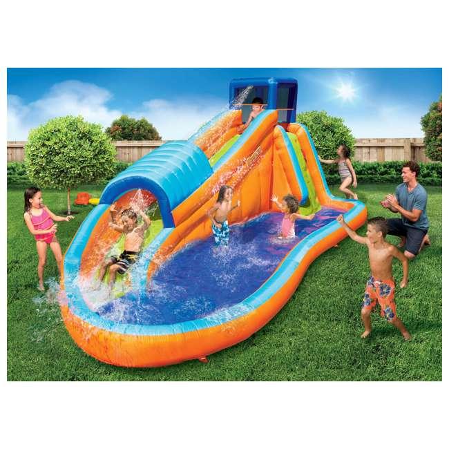 90330 Banzai Inflatable Surf Rider Aqua Park 1