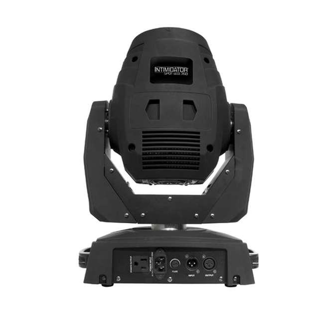 INTIM-SPOTLED350 + 2 x CUBIX Intimidator Spot 350 CHAUVET LED Moving Head DJ Lights (2) + Cubix Lights (2) 3
