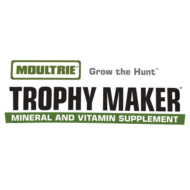MFS-13079 Moultrie Trophy Maker Nutritional Mineral & Vitamin Supplement 3