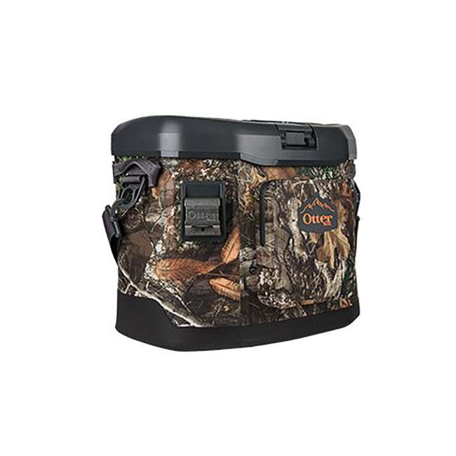 77-57749 OtterBox 20-Quart Softside Trooper Cooler with Carry Strap, Forest Edge Camo 3