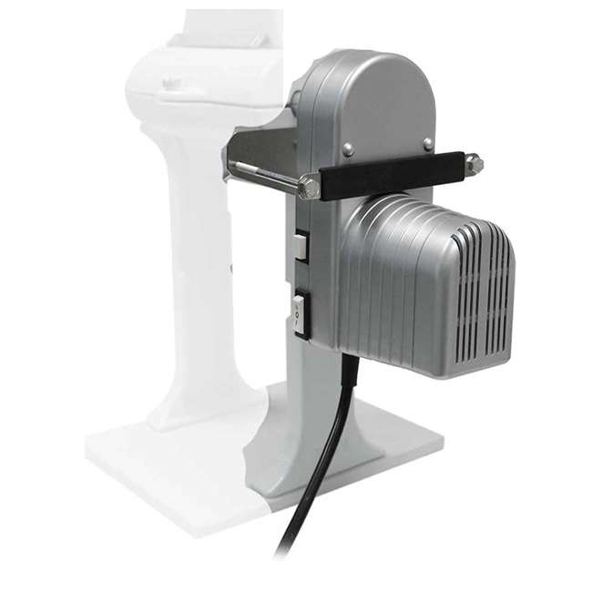 01-0103-W Weston Electric Motor Attachment for Weston Meat Cuber and Tenderizer 1