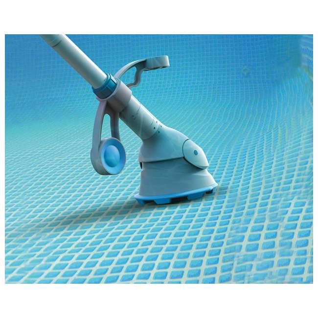 Hook up vacuum my intex pool