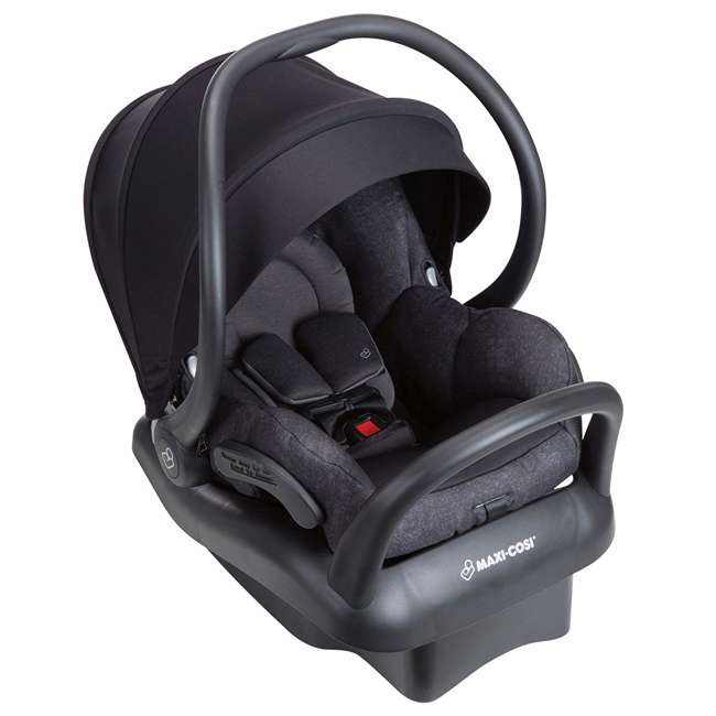 IC302ETKA Nomad Mico Max 30 Infant Rear Facing Car Seat, Black