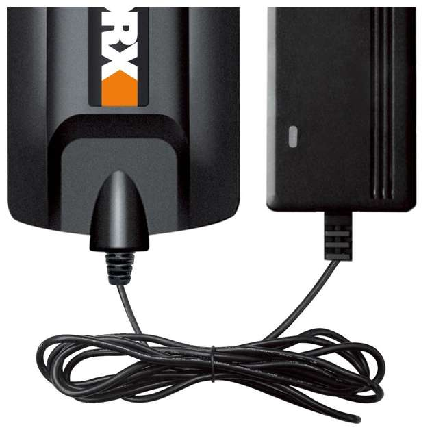 WA3732 Worx WA3732 20-Volt MAX Lithion Ion Battery Charger 4