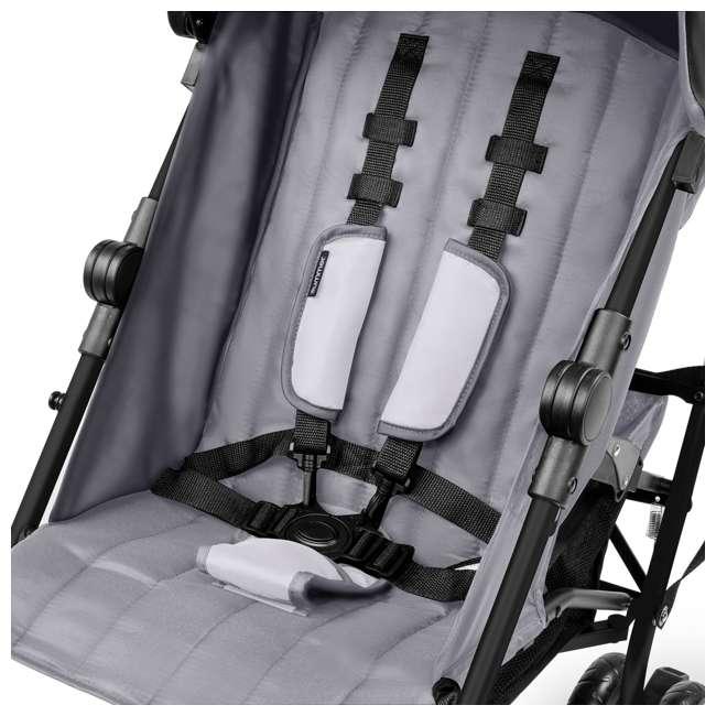 32303 Summer Infant 3Dlite Lightweight Folding Convenience Toddler Baby Stroller, Gray 4