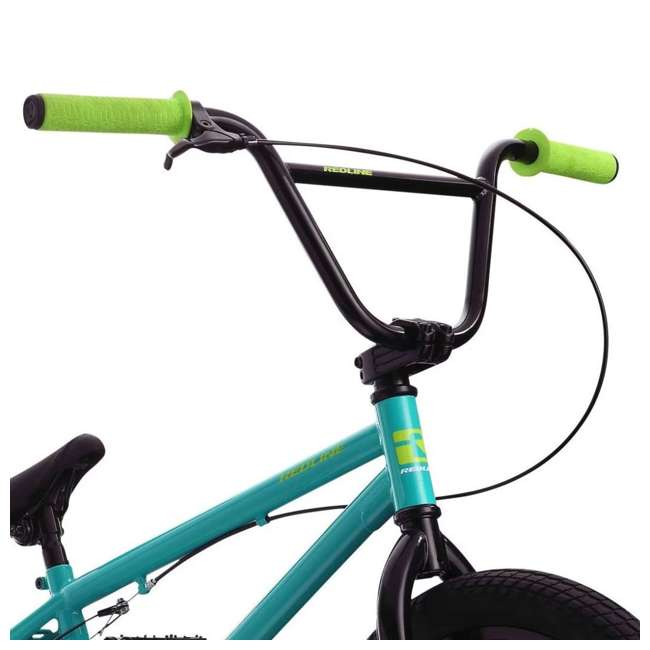 06-0510039 Redline Rival 20 Inch Childrens Kids Youth Freestyle BMX Bike Bicycle, Green 2