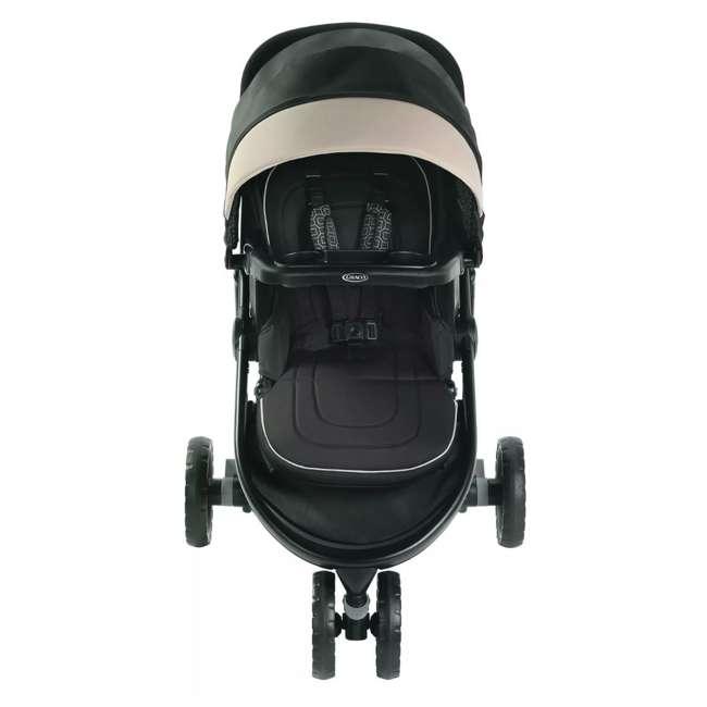 2083432 Graco 2083432 Modes 3 Lite DLX Folding Convertible Toddler Baby Stroller, Pierce 1