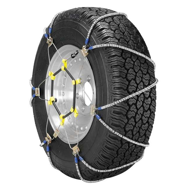 ZT729 Security Chain ZT729 Super Z LT Light Truck SUV Snow Tire Radial Chain (2 Pack)