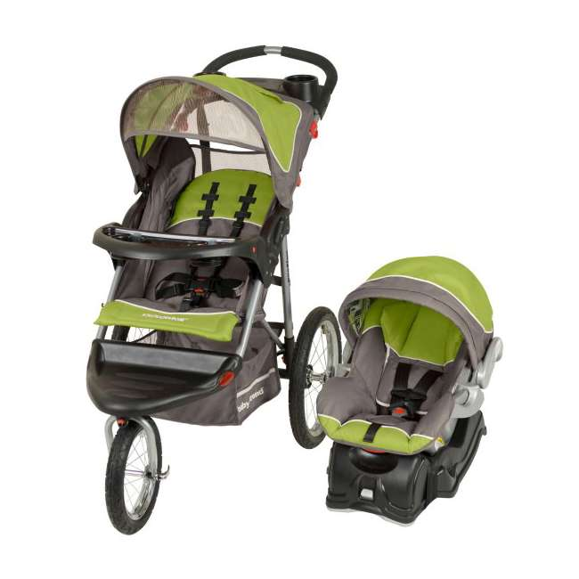 Baby Trend Expedition Jogging Stroller Amp Car Seat Travel