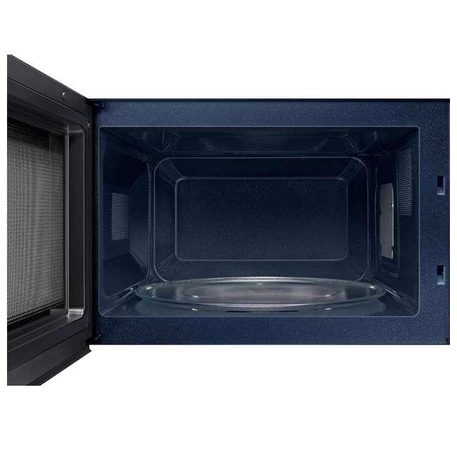 MS19N7000AS-RB Samsung Stainless Steel 1.9 Cu. Ft. Countertop Microwave (Certified Refurbished) 5