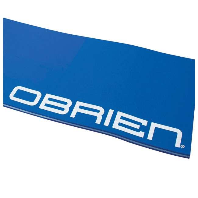 6 x 2151573-MW OBrien 86 x 24-Inch Foam Lounge Pool Float, Blue (6 Pack) 4